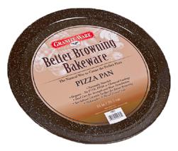 Granite Ware Enameled Steel 14 Inch Pizza Pan