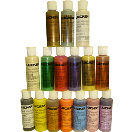 TBK Shimmer Airbrush Food Coloring