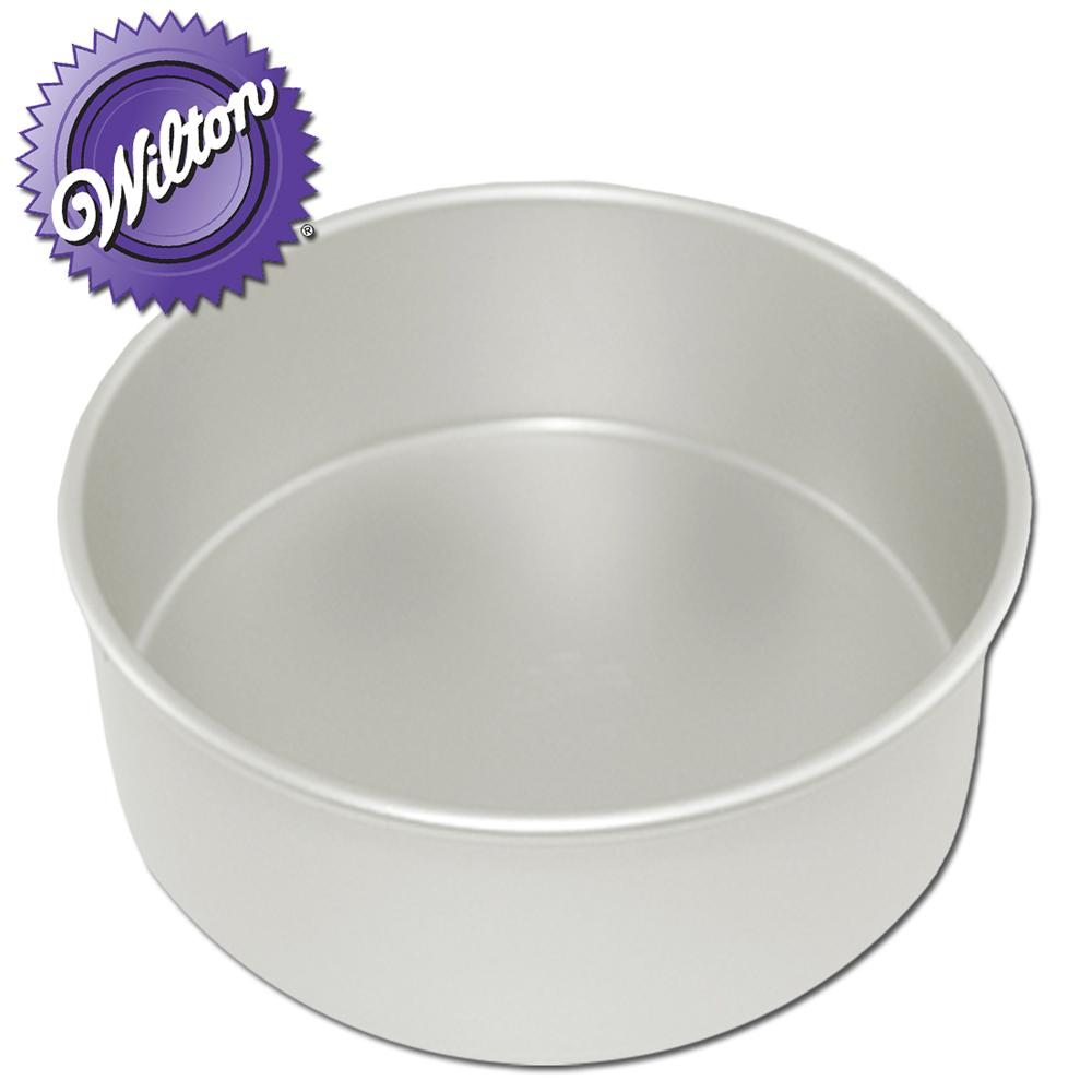 Large Round Cake Pan Sizes