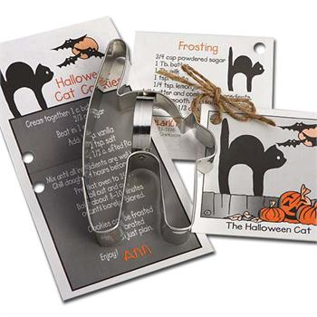 Ann Clark Halloween Cat Cookie Cutter