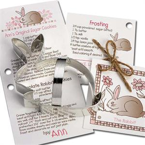 Ann Clark Rabbit Cookie Cutter