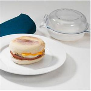 Nordic Ware Microwave Eggs And Muffin Pan