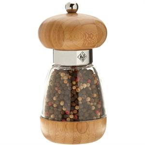 William Bounds Bamboo Pepper Mill Acrylic