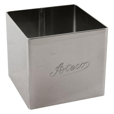 Ateco 2 Inch Square Food Form
