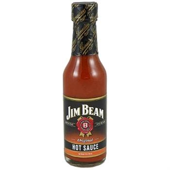 Jim Beam Original Hot Sauce, 5 Ounce