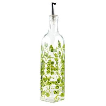 Grant Howard 16 oz Vines Glass Cruet