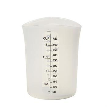 Norpro Silicone Measure And Pour, 2 Cup Size