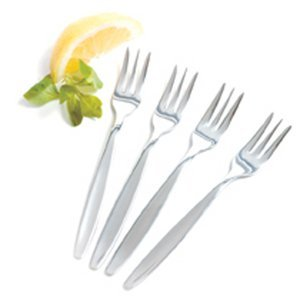 Norpro Stainless Steel Seafood Forks (Set of 4)