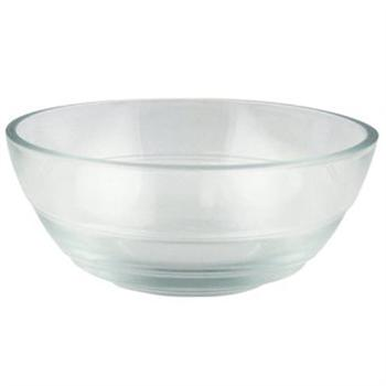 Fox Run 4 Inch Pinch Glass Bowl