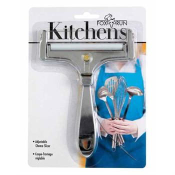 Fox Run Brands Adjustable Cheese Slicer