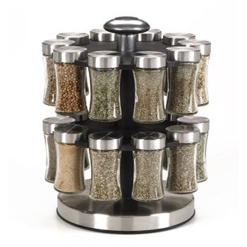Kamenstein 20 Jar Estate Spice Rack