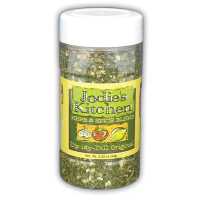 Jodie's Kitchen Herb Spice Blend Dip-Idy Dill, 2.25 Ounce