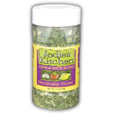 Jodie's Kitchen Herb Spice Blend Obviously Onion, 1.7 Ounce