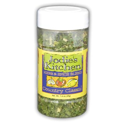 Jodie's Kitchen Herb Spice Blend Country Classic, 1.6 Ounce