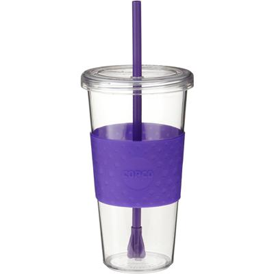 Copco Purple Sierra On The Beach Cold Tumbler