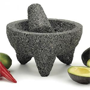RSVP Authetic Mexican Molcajete