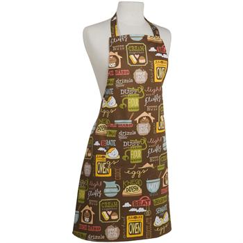 Now Designs Basic Apron, Bake Sale