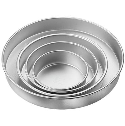 Wilton Performance Round Pan Set, 2 Inch Deep