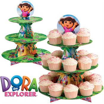Wilton Dora the Explorer Cupcake Stand