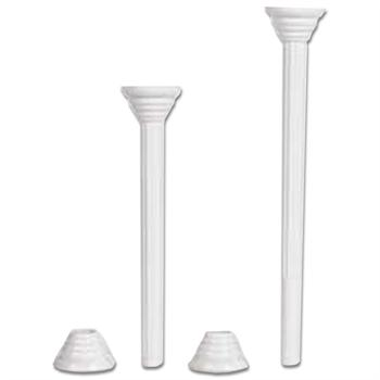 Wilton Baker's Best Disposable Pillars with Rings
