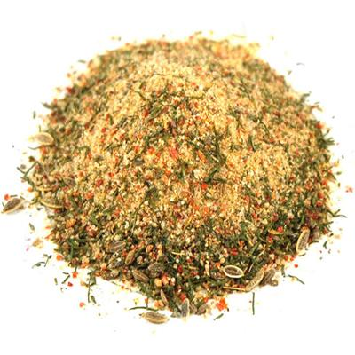 Summer Field Spices Fish Rub Seasoning, 2 Ounce