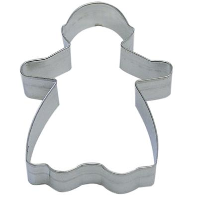 "TBK 5"" Gingerbread Girl  Cookie Cutter"