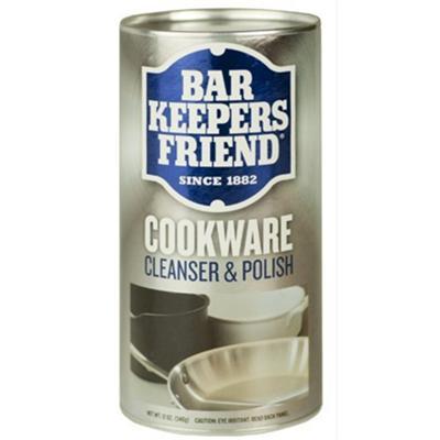 bar keeper 39 s friend 12 ounce cookware cleaner. Black Bedroom Furniture Sets. Home Design Ideas