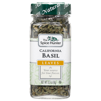 Spice Hunter California Basil Leaves .3 oz