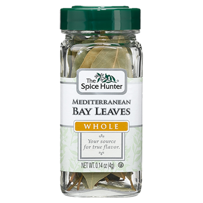 Spice Hunter Mediterranean Bay Leaves .14 oz.