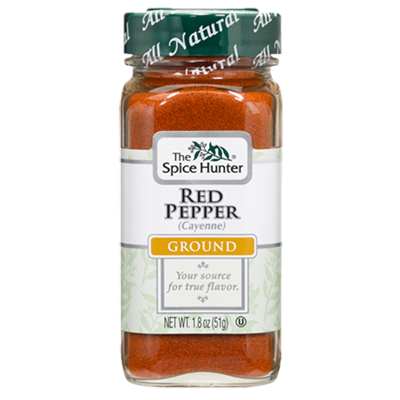 Spice Hunter Red Pepper (Cayenne) 1.8 oz