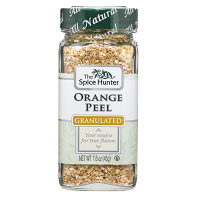 Spice Hunter Orange Peel, 1.6 oz
