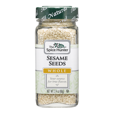 Spice Hunter Sesame Seeds 2.4 oz.