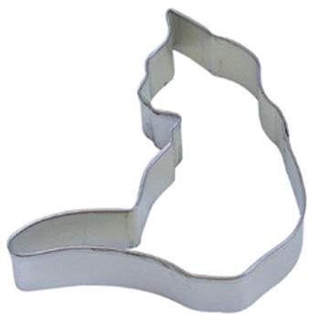 TBK Curled Cat  Cookie Cutter