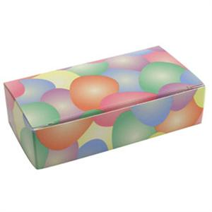 Easter Eggs One Piece Folding Candy Box