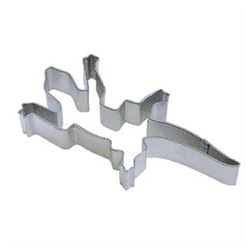 TBK Gecko Lizard  Cookie Cutter