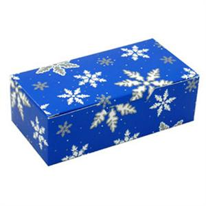 Snowflake One Piece Folding Candy Boxes