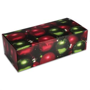 Christmas Ornaments One Piece Folding candy Box