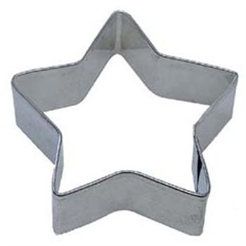 "TBK 3-1/2"" Star  Cookie Cutter"