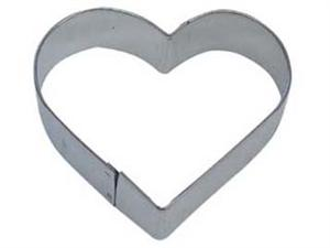 TBK Large Heart Cutter 4 inch