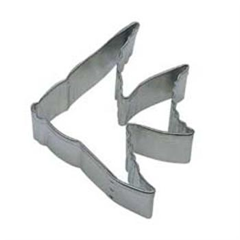 TBK Angel Fish  Cookie Cutter