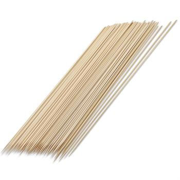 Fox Run 12-Inch Wooden Bamboo Skewers, 100 Count