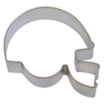 TBK Football Helmet  Cookie Cutter