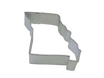 TBK State of Missouri  Cookie Cutter