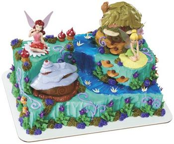 Decopac Disney Fairies Pixie Hollow Cake Kit