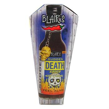 Blair's Sudden Death Sauce w/ Ginsing, 5 Ounce