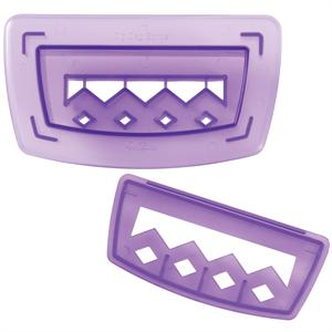 Wilton Diamonds Border Cutting Insert