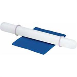 9 inch Rolling Pin with thickness Rings