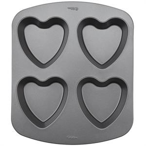 Wilton 2-Layer Mini Heart Cake Pan