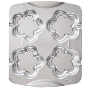 Wilton Flower Pops Cookie Pan