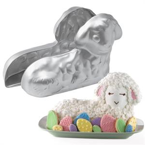 Wilton Stand-Up Lamb Pan Set